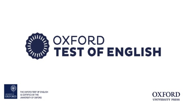 Picture of OXFORD TEST OF ENGLISH