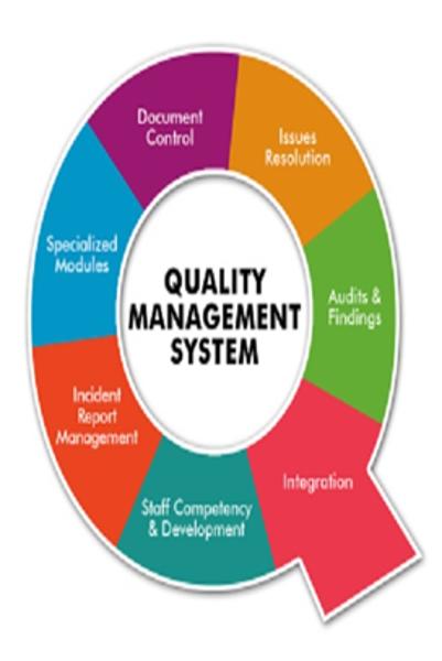Picture of Total Quality Management TQM