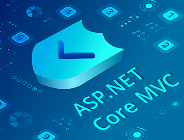 Picture of تطوير تطبيقات الويب ASP.NET Core MVC