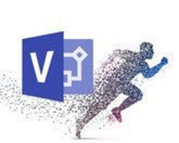 Picture of Microsoft Visio