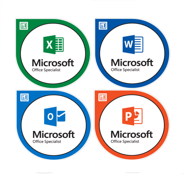 Picture of MOS Microsoft Office Specialist