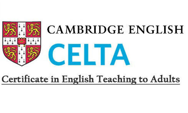 Picture of Cambridge English CELTA